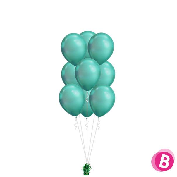 -Bouquet Géant Chrome Green