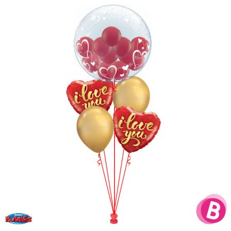 Bouquet Magique BubbleGum Love