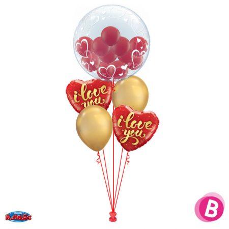 Bouquet Magique BubbleGum Love