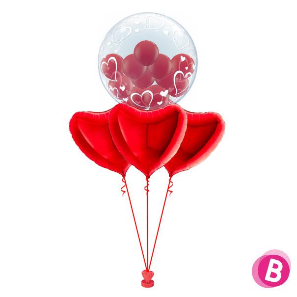 Bouquet Nuage BubbleGum Passion