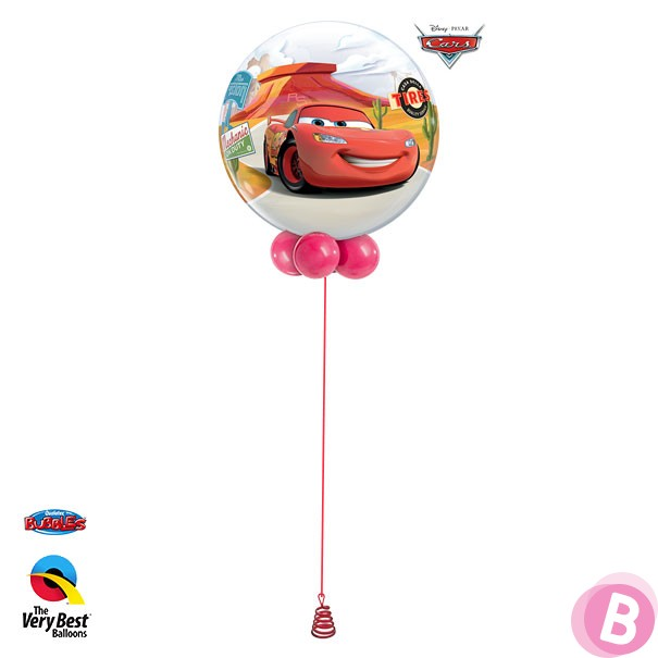 Ballon Bubble Cars