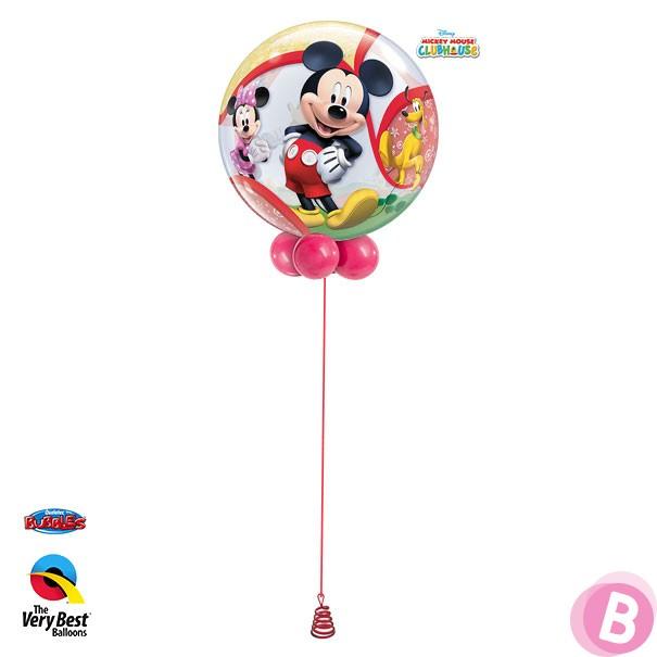Bubble Mickey and Friends Walker