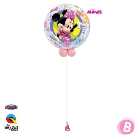 Bubble Minnie Bow Walker