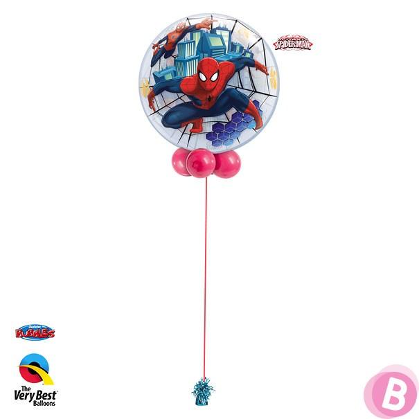 Bubble Spiderman walker