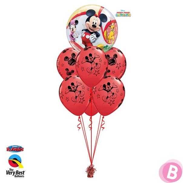 Luxury Bubble Mickey