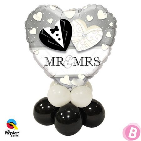Mini Mr & Mrs wedding