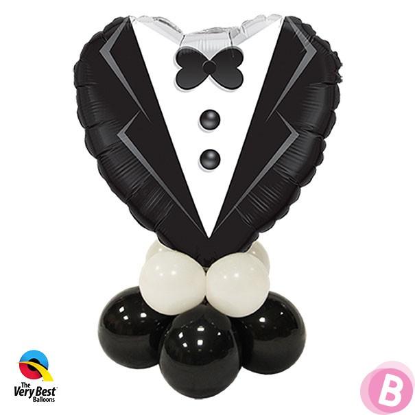 Mini wedding tuxedo
