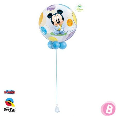 bubble baby mickey Walker