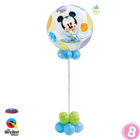 Colonne Bubble Baby Mickey