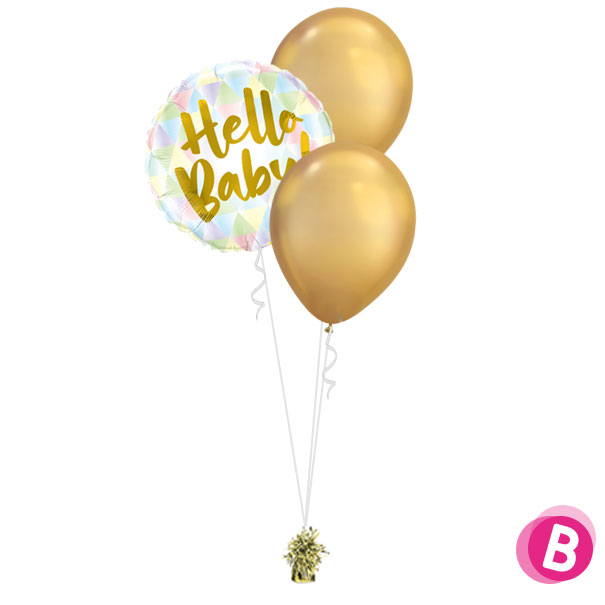 Bouquet Classic Hello Baby