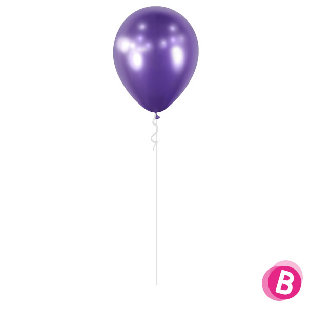 Ballon Chrome Violet