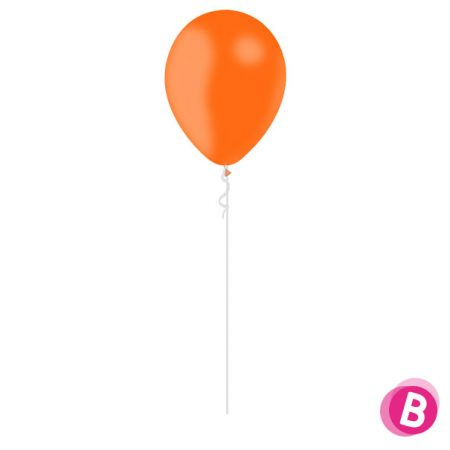 Ballon Latex Orange