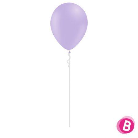 Ballon Pastel Lilas