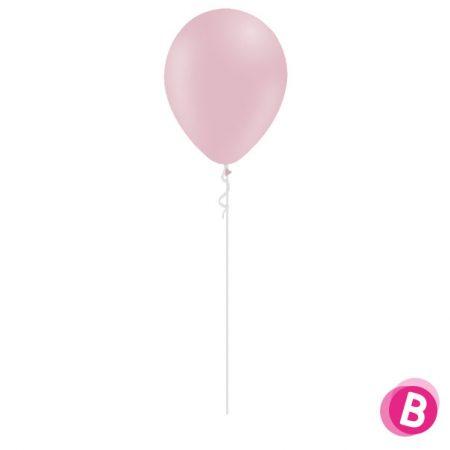 Ballon Pastel Rose Bébé