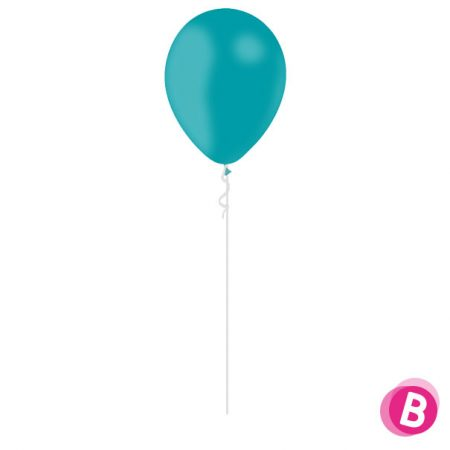 Ballon Latex Turquoise