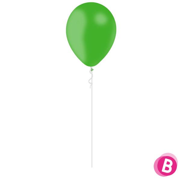 Ballon Latex Vert
