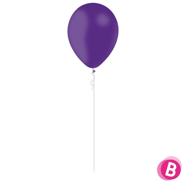Ballon Latex Violet