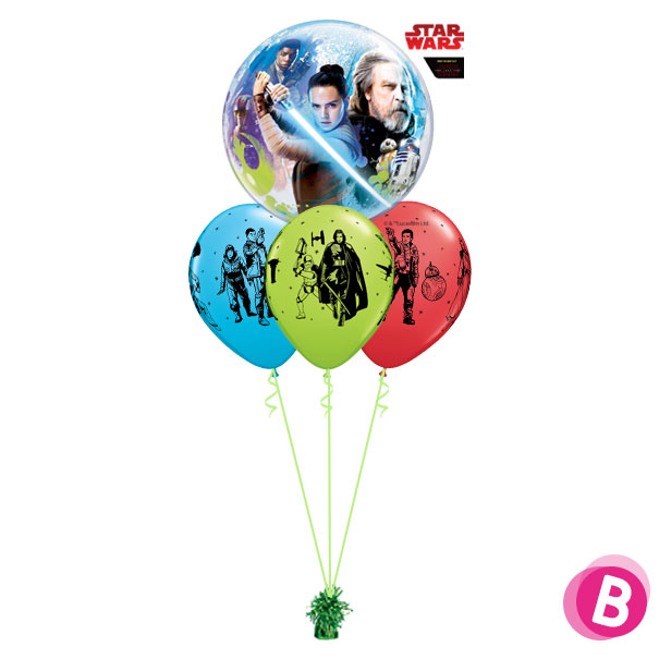 Bouquet Nuage Star Wars