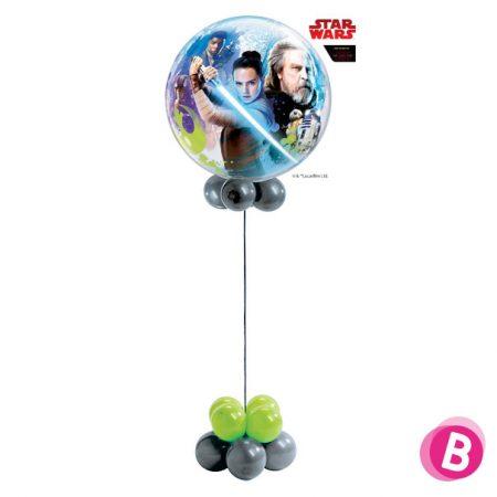 Colonne Bubble Star Wars
