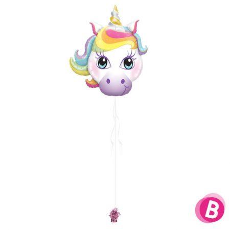 Ballon Licorne Géant