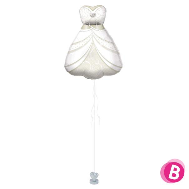 Ballon Mariée