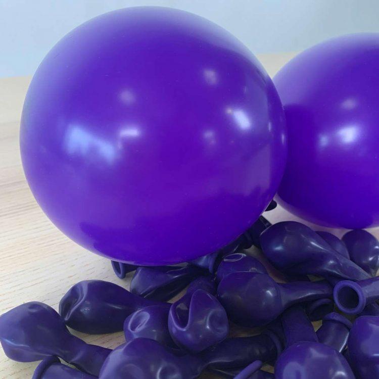 Ballons 13cm Violet