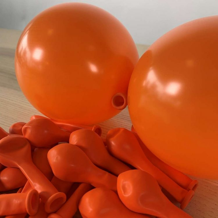 Ballons 13cm Orange