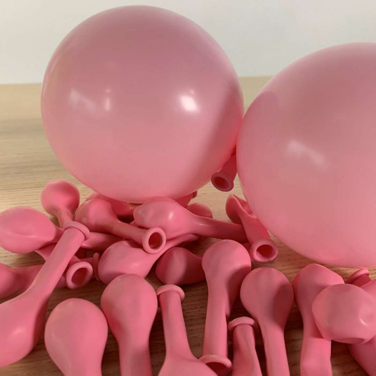 Ballons 13cm Rose Bonbon