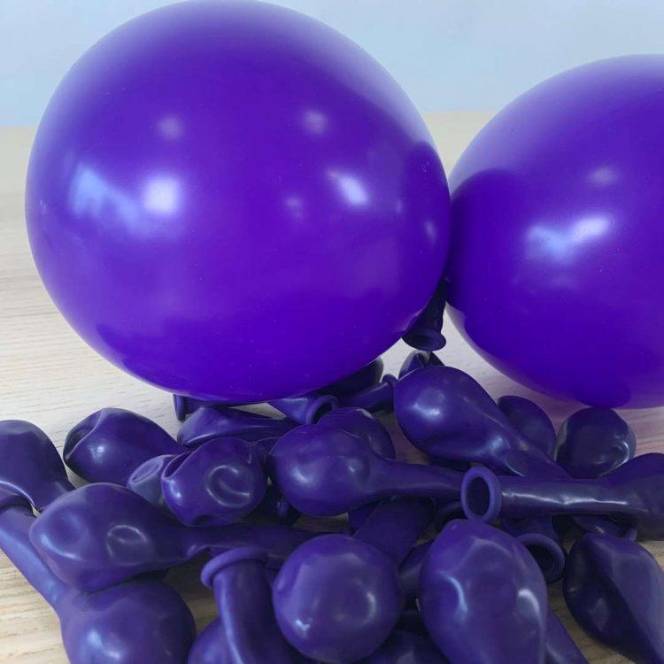 Ballons Violet 13cm
