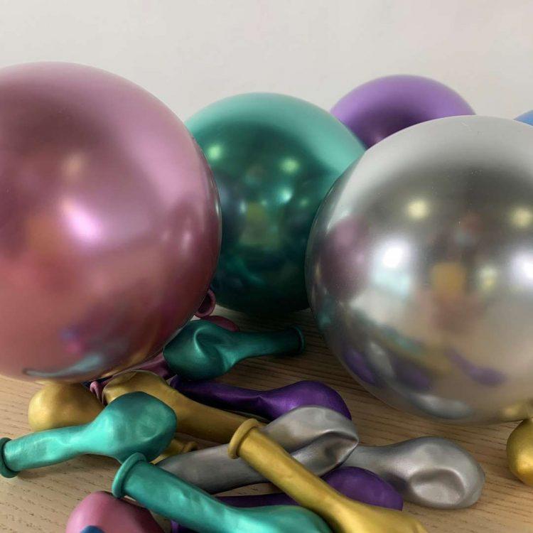 Ballons Brillant Assortis
