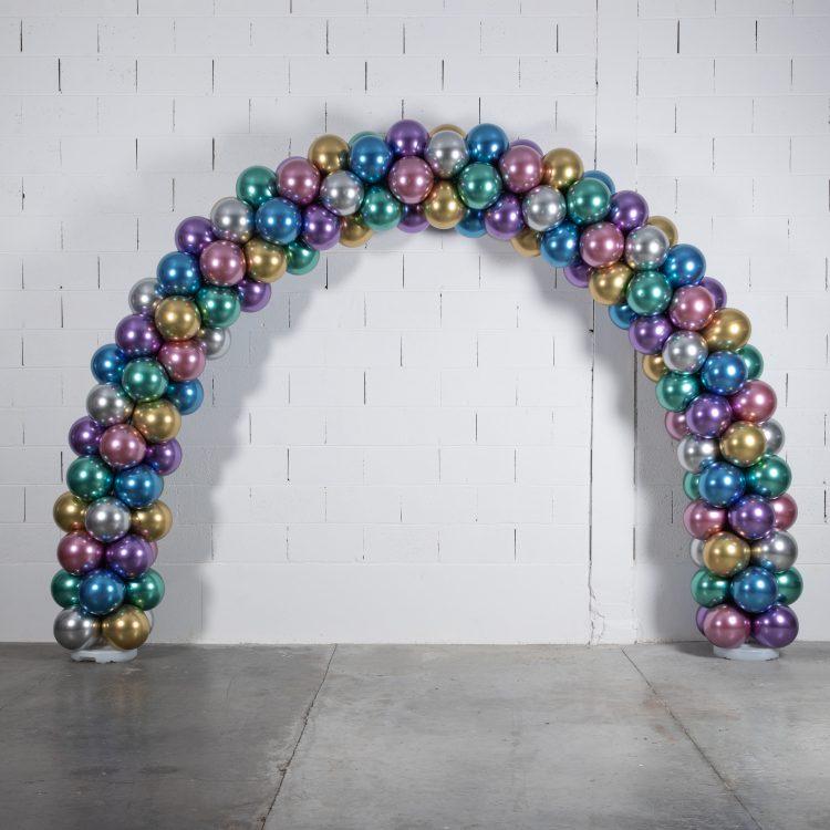 Arche de ballons Metal
