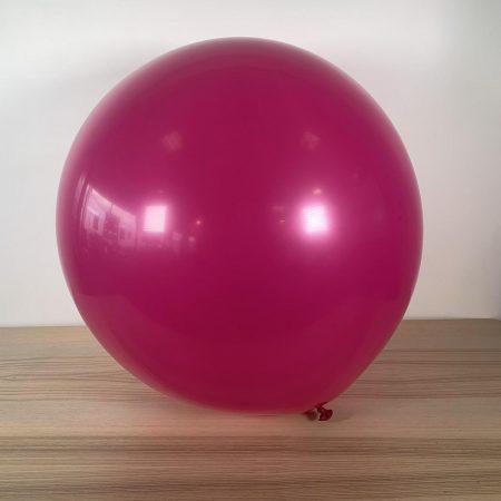 Ballon 60cm Fushia Gonflé