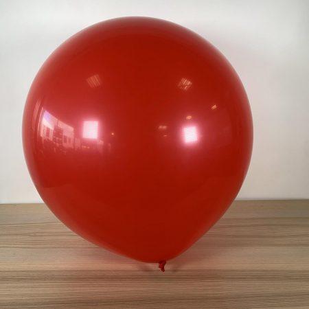 Ballon 60cm Rouge Gonflé