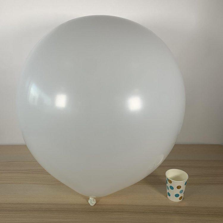 Ballon géant 60cm Blanc