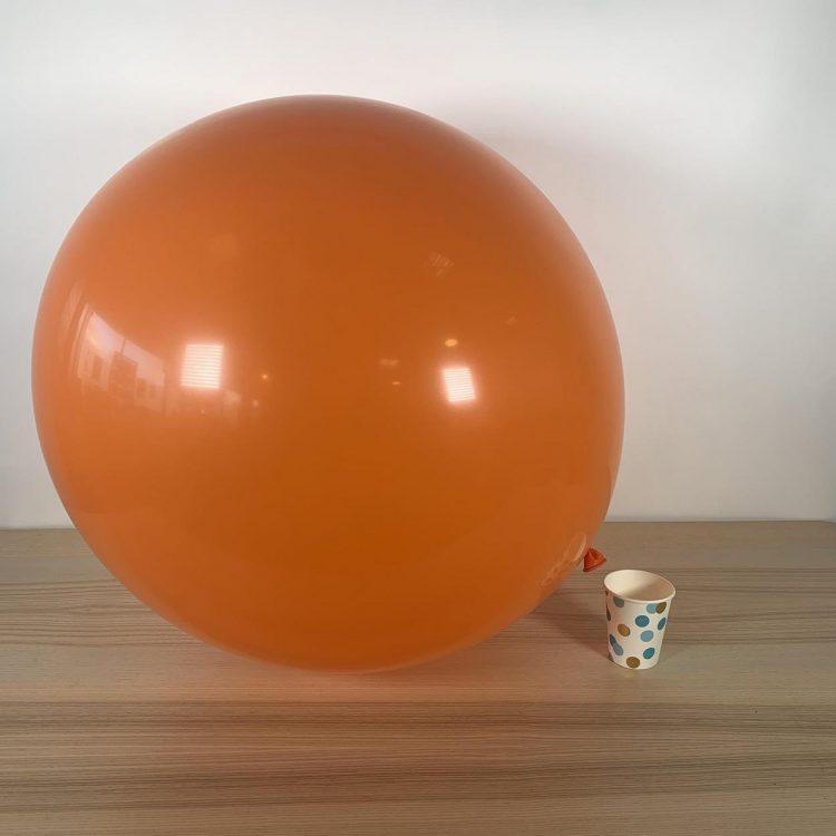Ballon géant 60cm Orange