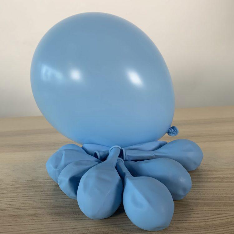 Ballons 30cm Pastel Ciel
