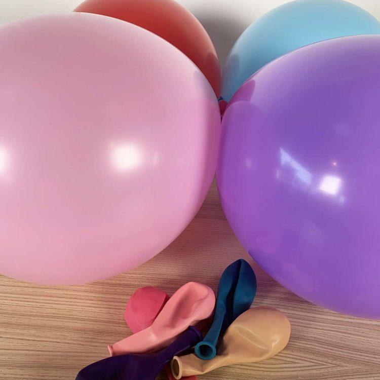 Cluster Ballons 30cm Assortis