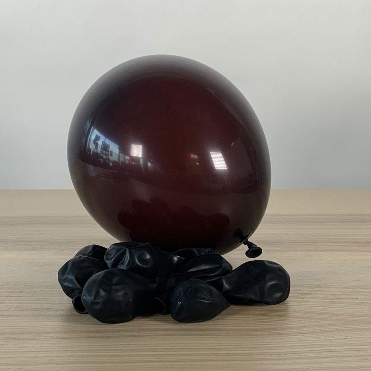 Ballons 30cm Chocolat
