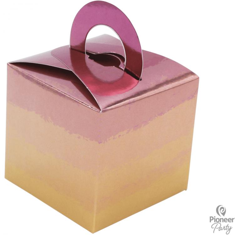 Boite Cadeau Rose Gold