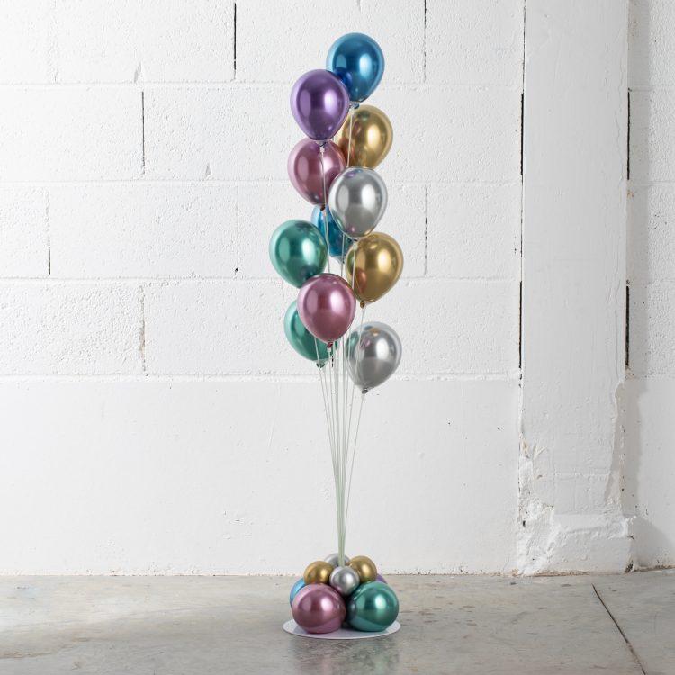 Bouquet de Ballons 11 Tiges Métal