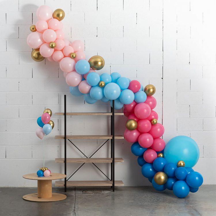 Guirlande Ballons Organique Kit à Faire Soi-même DIY baby