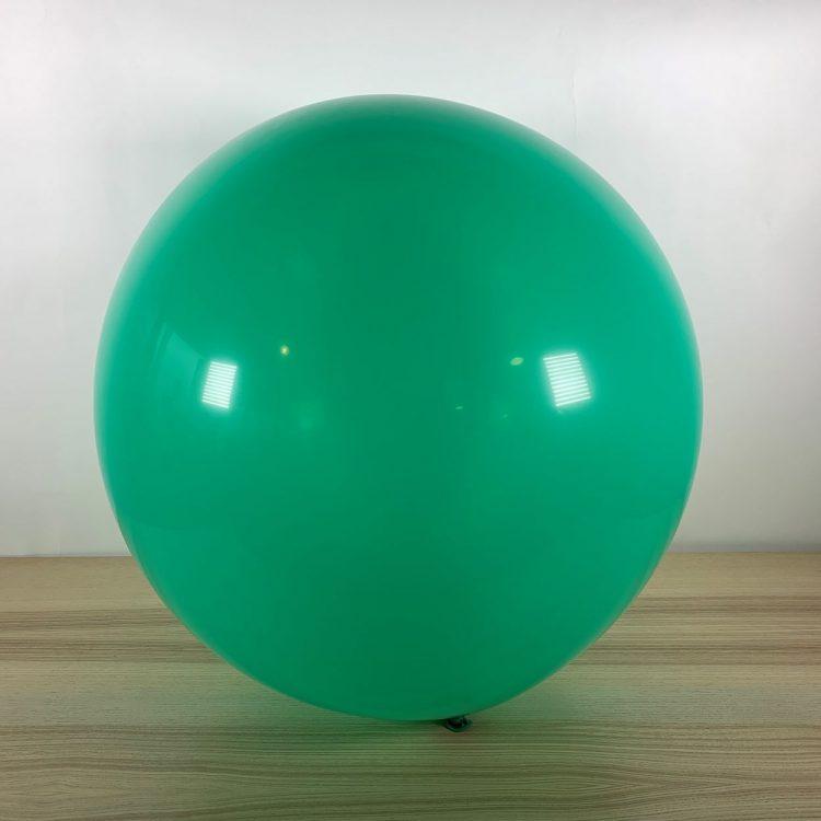 Ballon 60cm Menthe Gonflé