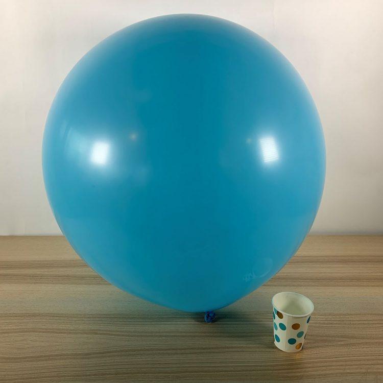 Ballon géant 60cm Bleu Ciel
