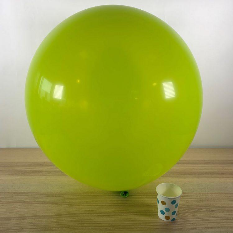 Ballon géant 60cm Limette