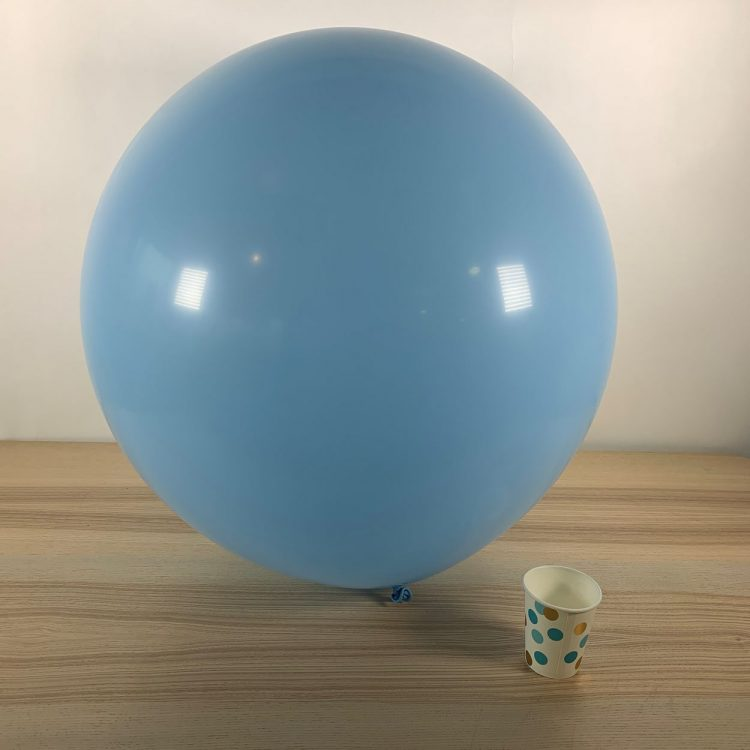 Ballon géant 60cm Pastel Ciel