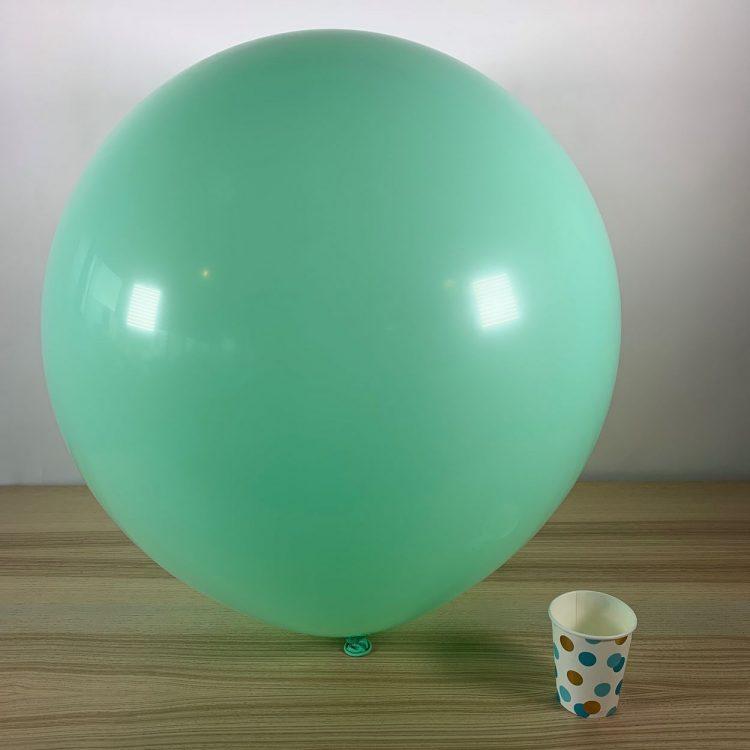 Ballon géant 60cm Pastel Menthe