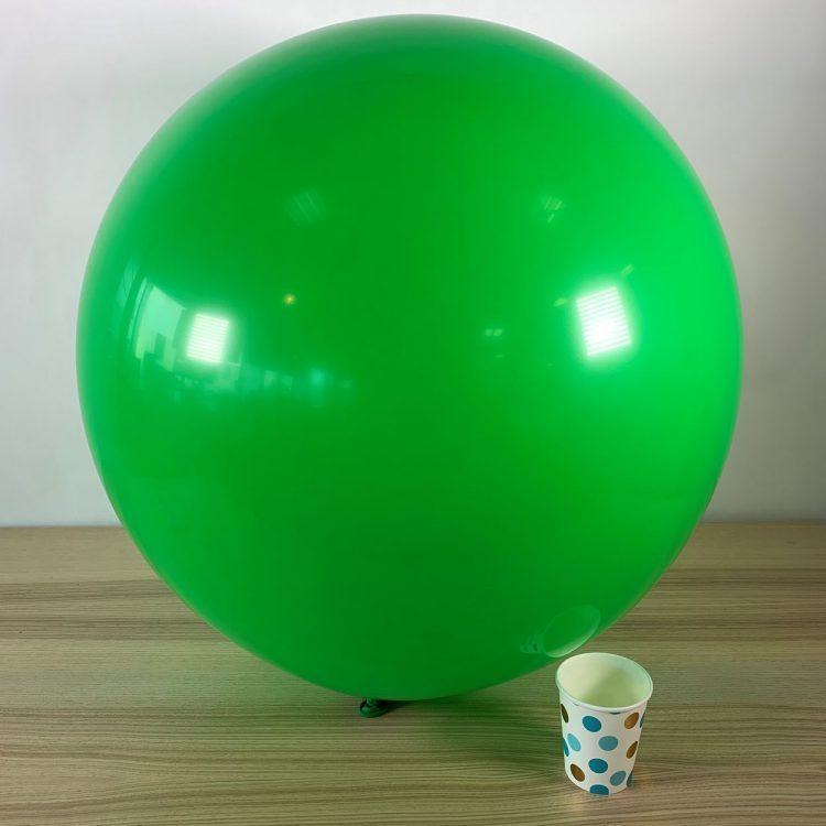 Ballon géant 60cm Vert